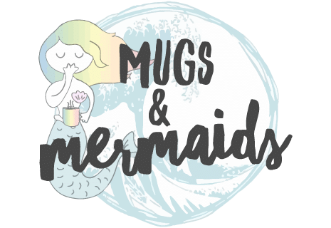 logo Mugs and Mermaids