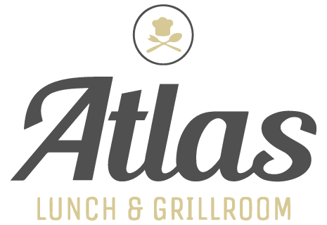 logo Atlas Lunch en Grillroom
