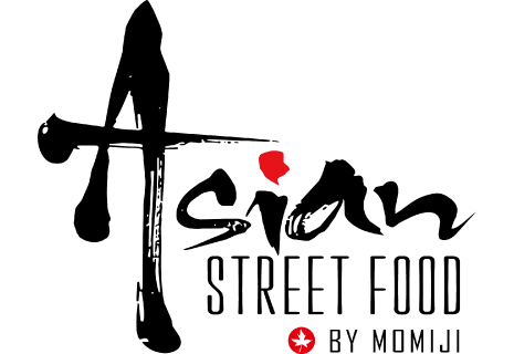 logo Asian Street Food By Momiji