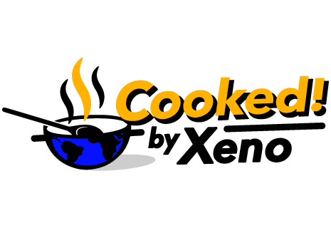 logo Cooked! by Xeno