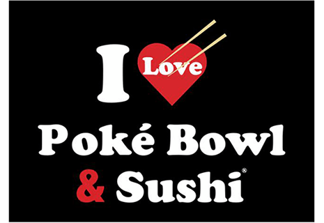logo I Love Poké Bowl