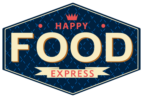 logo Happy Food express