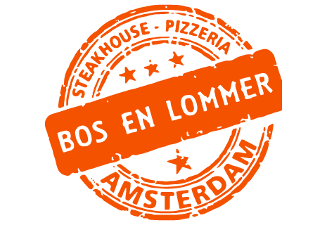 logo Steakhouse Pizzeria Bos en Lommer