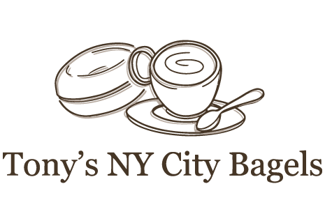 logo Tony New York City Bagels