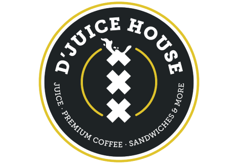logo D' JUICE HOUSE