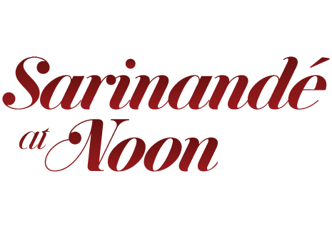 logo Sarinande at noon