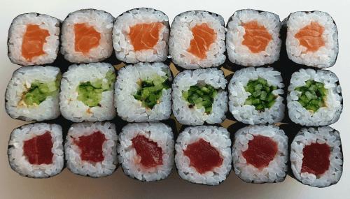 Sushi Station Dordrecht Dordrecht Sushi Japans Poke Bowl Eten Bestellen Thuisbezorgd Nl (1 tuna, 1 salmon, 1 yellowtail, 1 crab stick, 1 surf clam, 1 white tuna, 1 mackerel) $16.95. sushi station dordrecht dordrecht