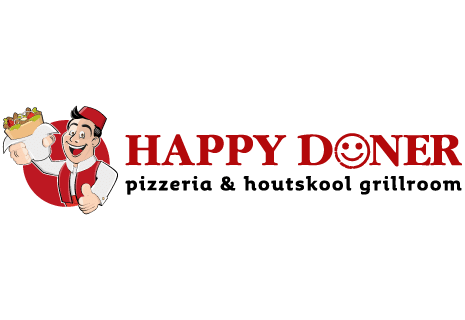 logo Happy Donner Pizzeria en Grilroom