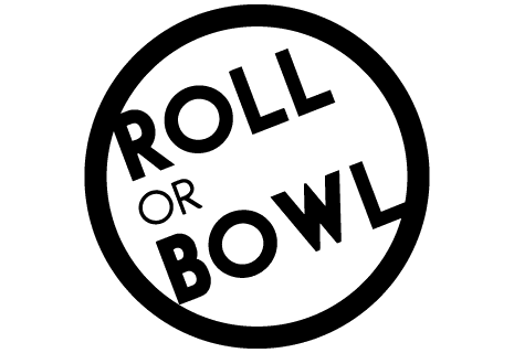 logo Roll or Bowl