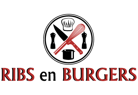 logo Ribs and Burgers