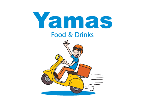 logo Yamas Food & Drinks