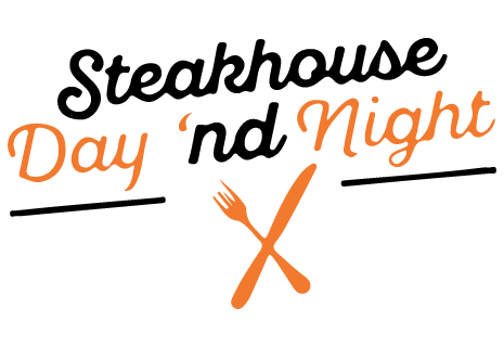logo Steakhouse Day 'nd Night