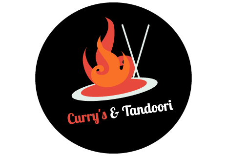 logo Curry's & Tandoori
