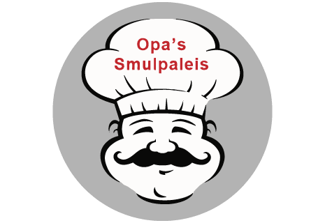 logo Opa's Smulpaleis