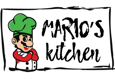 logo Mario's Kitchen