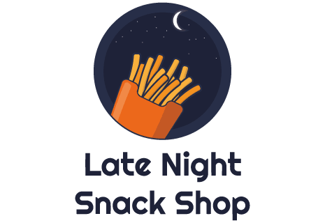 logo Late Night Snack Shop