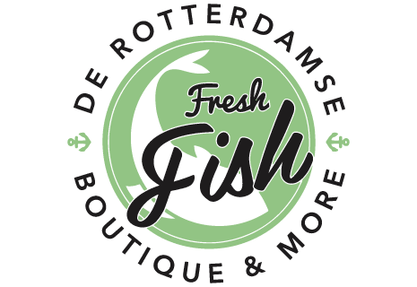 logo De Rotterdamse Fresh Fish Boutique & More