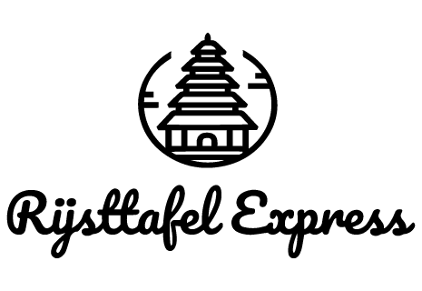 logo Rijsttafel Express Indonesian food by Ropaja