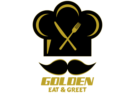 logo Golden Eat & Greet