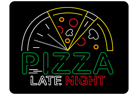 logo Pizza Late Night