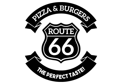 logo Route 66 Pizza & Burgers