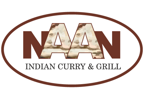 logo Naan Indian Curry & Grill