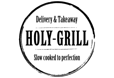 logo Holy-grill Ribs & Burgers
