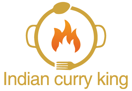 logo Indian curry king