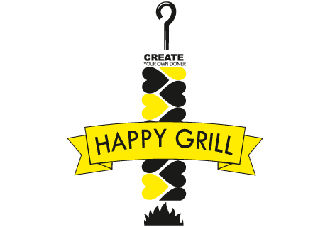 logo Happy Grill
