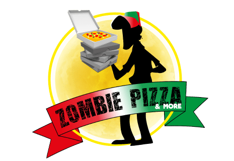 logo Zombie Pizza & More