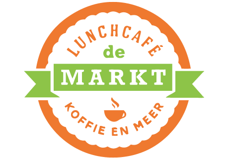 logo Lunch cafe de markt