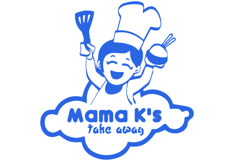 logo Mama K's Take-Away