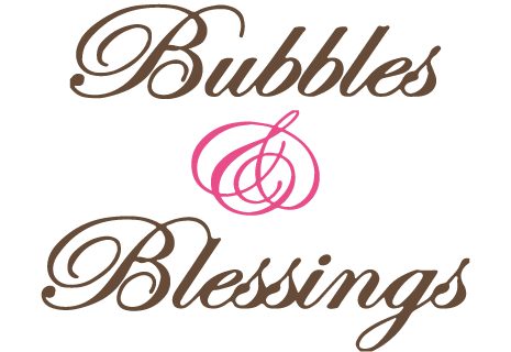logo Bubbles & Blessings