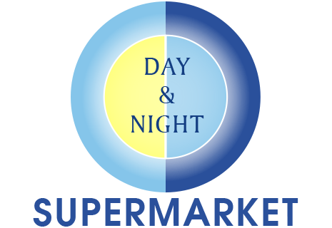 logo Day & Night supermarkt