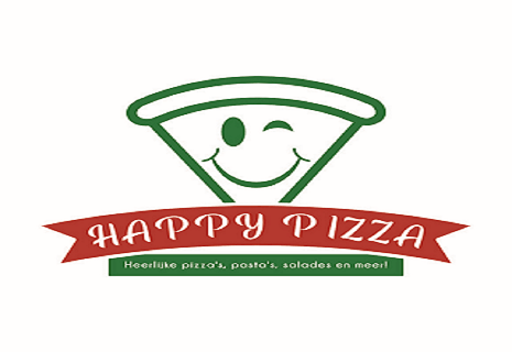 logo Happy Pizza