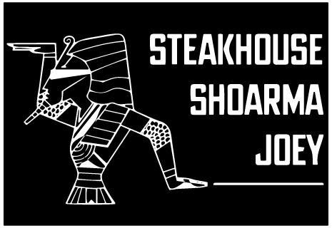 logo Steakhouse Shoarma Joey