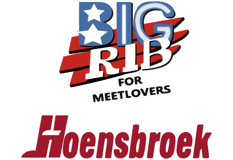 logo Big Rib Counter