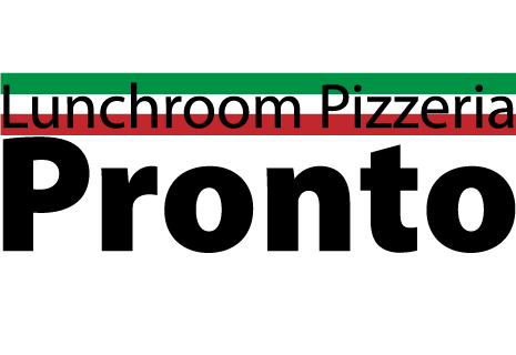 logo Lunchroom Pizzeria Pronto