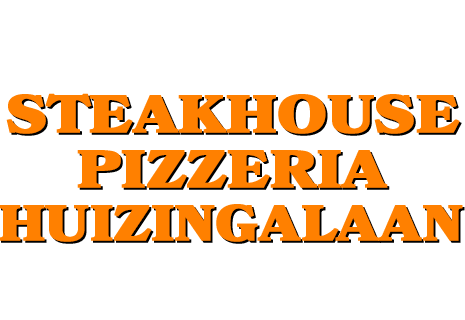 logo Steakhouse Pizzeria Huizingalaan