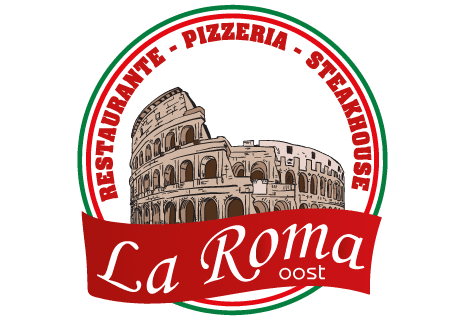 logo Pizzeria/Steakhouse La Roma